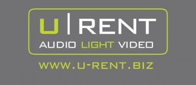 U-Rent AUDIO/ LIGHT/ VIDEO
