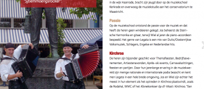 Magazine iKirchroa